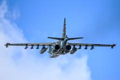 Su-25SM (RealHokum) Tags: airplane aircraft airshow sukhoi kubinka su25 frogfoot russianairforce su25sm ef200400