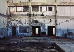 Derelict SIACE Paper Factory, Sicily#2 (Architettura Povera as Arte Povera ( Poor Architec) Tags: art abandoned architecture paper concrete industrial factory sicily derelict catania corruption asbestos artepovera siace