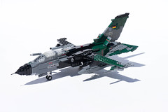 Panavia Tornado IDS Marineflieger - 3 (Kenneth-V) Tags: cold scale collage plane work germany airplane model marine war fighter lego aircraft aviation military air navy wing progress swing german planes airforce tornado ecr deutsch 136 ids moc in panavia attacker marineflieger