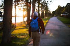 Martin (DrowsyPotato) Tags: street light sunset sun canon walking photography 50mm 3d spring friend bokeh mark sony pop adventure explore ii usm tones iv ef 50l f12l bokehlicious a7r 12 bokehful metabones a7rii a7r2
