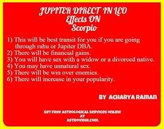 jupiter-direct-in-leo-scorpio (sonamgupta2) Tags: astrology effectsofjupiter jupiterinleo