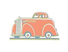Keller Kar (Don Moyer) Tags: auto car ink notebook automobile vehicle moyer brushpen darwing donmoyer