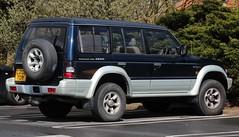 L209 TDY (Nivek.Old.Gold) Tags: auto turbo 1994 shogun mitsubishi intercooler gls 2800 lwb
