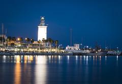 Lighthouse (JC Padial) Tags: sea lighthouse port faro puerto mar