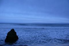 pacific ocean (~mckinley~) Tags: ocean leica blue santacruz azul waves pacific peaceful westside rollingin placestobe
