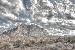 Picketpost Mountain (kevin dooley) Tags: arizona cloud mountain southwest canon day mt desert cloudy az nationalforest 24mm tonto hdr picketpost photomatix cloudage 40d