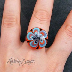 "Funky Flower Ring Top • <a style=""font-size:0.8em;"" href=""https://www.flickr.com/photos/37516896@N05/6401216875/"" target=""_blank"">View on Flickr</a>"