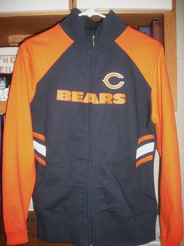 football jacket chicagobears