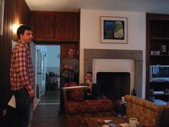 James, Richard and Mike