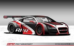 APR Audi R8 LMS
