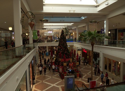 Black Friday Shoppers by Clotee Pridgen Allochuku, on Flickr