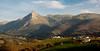 Txindoki al atardecer (zubillaga61) Tags: landscape atardecer paisaje gipuzkoa aralar txindoki