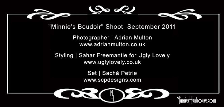 Album Credits | Minnie's Boudoir
