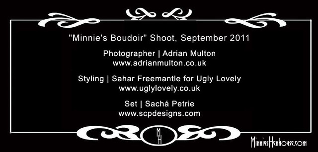 Album Credits | Minnie's Boudoir