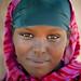 Somali girl eyes - Somaliland