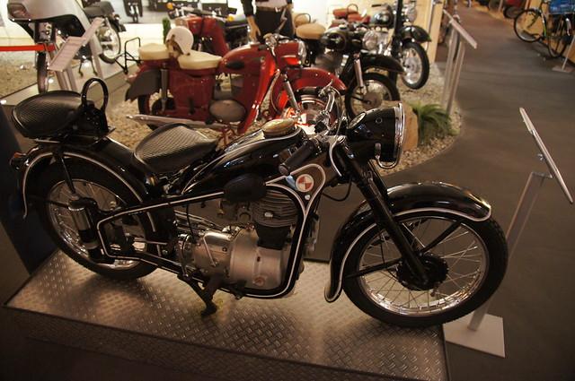 1. Berliner DDR Motorrad Museum
