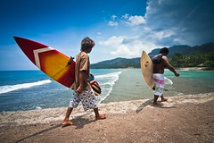 surfers on lombok (rafal meszka) Tags: indonesia surf surfer surfing lombokindonesia