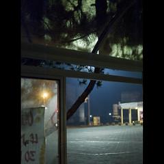 Centre commercial de nuit