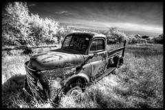 (pigeonpie19) Tags: old abandoned truck ir high forsale dynamic farm sigma things infrared prairie saskatchewan range hdr 1022 sigma1020mm