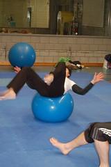 DSC_0131 (BBJJA) Tags: te met voor machelen leerkrachten wortstelen fitballen bijscholingsdag