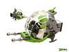 Speed Of Lime (ZetoVince) Tags: bike greek lego space vince scooter scifi vehicle minifig speeder zeto zetovince dreamdealer
