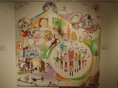 Expo DIADA (Rojo Roma) Tags: street color roma art amigo graffiti calle gallery expo amor dia cielo museo dolor nos diada poeta pasion algun respeto iluminado luego iluminati fugas veremos carnacini