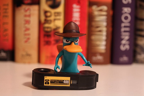 You Unearthed Quite A Find There Agent P