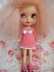 New Dress for Blythe