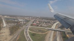 HD Video / Landing at DFW () Tags: november vacation holiday fall tarmac plane movie airplane fly dallas inflight video airport highway texas traffic tx aircraft altitude flight wing jet dallasfortworth aerial hwy landing freeway highdefinition windowview 121 dfw hd boeing flughafen noise americanairlines videoclip runway rtw aereo aa 757 airliner vacanze avion movingpicture windowseat roundtheworld amr globetrotter areo aroport hdvideo internationalairport boeing757 jetwing livevideo flickrvideo insidetheplane worldtraveler 2058 intlairport ario  interiorcabin amaturevideo hdmovie inthecabin 121north internationalairport ameturevideo dallas2011 flight2058