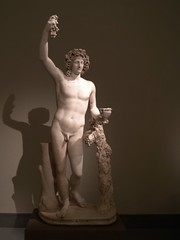 Bacchus (j. kunst) Tags: italy sculpture cup statue museum youth nude greek italia god roman antique vine wreath bacchus napoli naples classical marble mythology grape deity antiquity  2ndcentury nationalarchaeologicalmuseum dionysus dionysos 6318 museoarcheologiconazionale  collezionefarnese farnesecollection