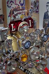 Lambretta Li 150 Golden Special (<p&p>) Tags: show uk england classic james golden li birmingham classiccar scooter 150 special lambretta motorbike motor nec pacemaker 2011 footman lambrettali150 classicmotorshow footmanjames lambrettali150goldenspecial goldenspecial thefootmanjamesclassicmotorshowandfootmanjamesclassicmotorbikeshow
