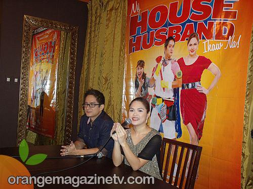 My House Husband Presscon with Judy Ann Santos and Ryan Agoncillo
