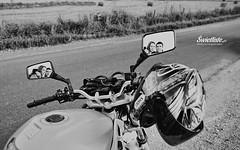 swietliste fotografia slubna sesje narzeczenskie na motorze