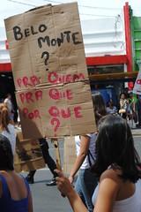 Dia de luta contra Belo Monte (Anna de Moraes) Tags: nature brasil natureza hidreltrica xingu rua monte contra par vivo belo ambiente povo meio cuiab manifestao protesto contrabelomonte