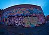 Graffiti Wall (Bradley Nash Burgess) Tags: streetart art graffiti al birmingham nikon eagle snake tag alabama goose fisheye spraypaint aser 8mm graffitiart cism birminghamal sfr rek d80 smere nikond80 rokinon rokinon8mm