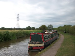 Moored on the Coventry (TRP) Tags: canals narrowboat coventrycanal piperboat