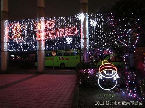 2011新北市府歡樂聖誕城-IMG_3559