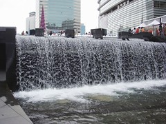 Cheonggyecheon waterfall ( Korean:  ,   ) (Yu Hwang-Wu Korean language lecturer) Tags: china africa brazil italy india canada france argentina japan america turkey germany indonesia mexico waterfall european republic russia south united union kingdom australia korea seoul saudi arabia states yu wu  hwang  repulic cheonggyecheon     aboveandbeyondlevel4