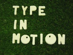 TYPE IN MOTION (tonechootero) Tags: green grass video wind animation animated gif stopmotion motiongraphics tonechootero ludidactica fbarrie