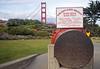 The Stats (Leighton Wallis) Tags: sanfrancisco california birthday park ca usa wire south unitedstatesofamerica landmark goldengatebridge stats statistics vistapoint 75thanniversary ggnpc11