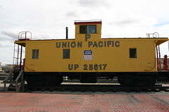 UP 25617 (California Will) Tags: railroad caboose unionpacific wyoming wy rawlins carboncounty