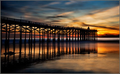 Crystal Pier at Sunset (rexboggs5