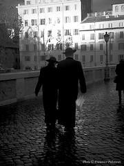 Roma (Il Maestro...) Tags: people bw roma lumix streetphotography panasonic pontesisto blackwhitephotos absoluteblackandwhite panasonicfz38 photographyforrecreation rememberthatmomentlevel1 rememberthatmomentlevel2 rememberthatmomentlevel3