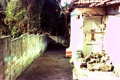 H 2 (a.ninguem) Tags: house abandoned film casa xpro ruins cross kodak destruction chrome ruinas zenit filme process abandono cromo devastao df300 expided