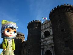 Napoli - Castel Nuovo