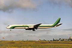 AER TURAS DC-8 EI-CGO (Adrian.Kissane) Tags: dublin cargo dc8 aerturas eicgo