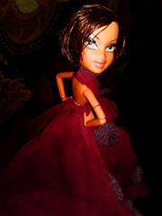 Heart of Darkness (Bratz Guy☆) Tags: girls party haircut beauty rock toys photography dolls dress princess yasmin fabulous mga bratz victoriabeckham rockangelz bratzparty