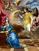El Greco - Annunciation, 1577 at Thyssen-Bornemisza Museum Madrid Spain (mbell1975) Tags: madrid españa art museum painting spain europe gallery museu eu el musée musee m espana spanish museo thyssen annunciation muzeum greco müze grieche 1577 thyssenbornemisza bornemisza museumuseum theotokópoulos doménikos