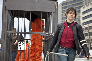 Witness Against Torture: Ananda Pulls the Cage