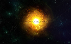 In the Beginning (Wallpapers Avenue) Tags: god space jesus christian beginning wallpapers